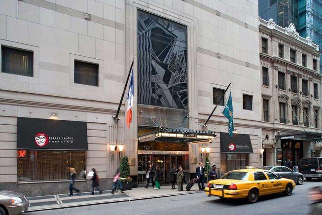 ミレニアム ブロードウェイ ニューヨーク タイムズ スクエア