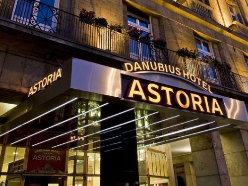 ダヌビウス ホテル アストリア ...