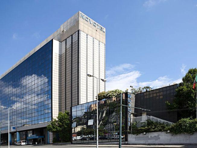 ノボテル ジェノバ シティ ホテル