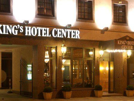 King S Hotel Center Munchen