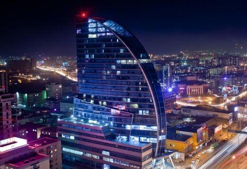 ブルー スカイ ホテル & タワー ...