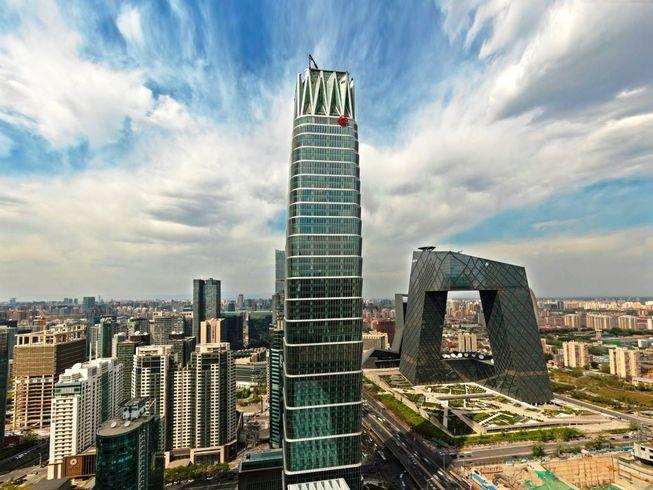 新国貿飯店(ホテル ジェン 北京...