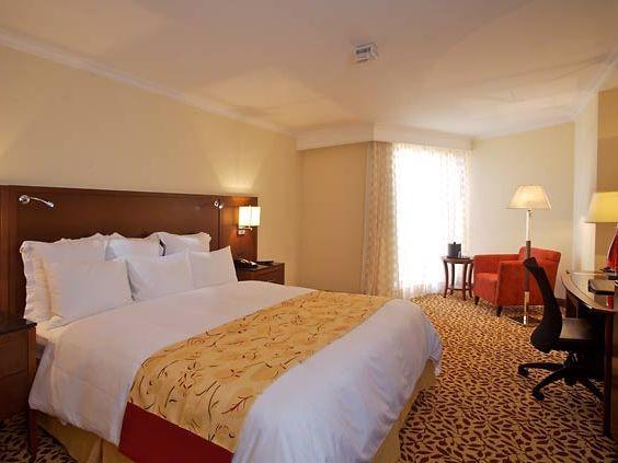 ベネズエラ マリオット ホテル ...