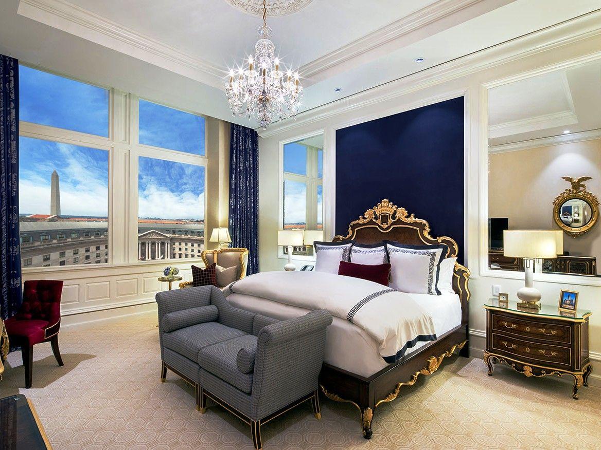 トランプ・インターナショナルホテル ワシントンDCを予約する